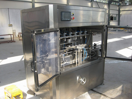 S7-G-6-1000 Paste filling machine