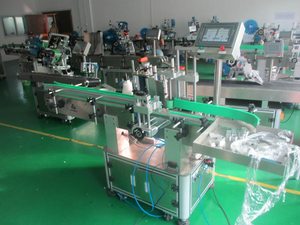 S7-DWPositioning labelling machine