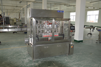 S7-Y-6-1000 Liquid filling machine