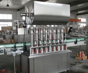 S7-J-6-1000 sauce filling machine