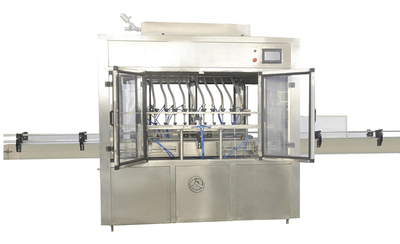 S7-Z-6-1000 Automatic self flow quantitative liquid filling machine