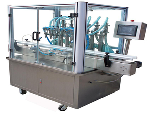 S7-S-6-1000Servo filling machine