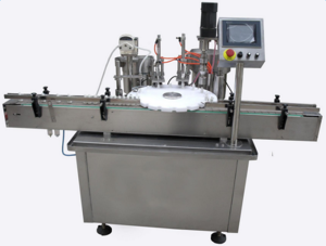 S7-YT-4-200Filling and capping machine